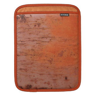Rusted Metal Sleeves For iPads