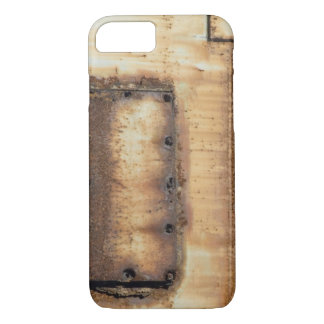 Rusted Metal iPhone 7 case