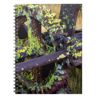 Rusted Notebook