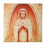 Rusted Prayer Tiles