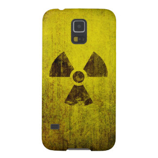 Rusted Radioactive Symbol Case For Galaxy S5