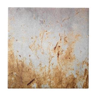 Rusted Rusty Metal Ceramic Tiles