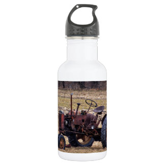 Rusted Stainless Steel Water Bottle
