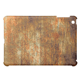 Rusted Street Style abstract iPad Case