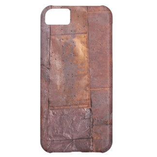 Rusted Tin Case For iPhone 5C