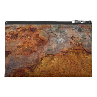 Rusted Travel Accessory Bag