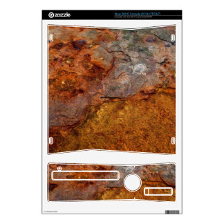 Rusted Xbox 360 S Console (2010)  skin Xbox 360 S Console Skin