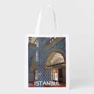 Rustem Pasha Mosque in Istanbul Grocery Bag