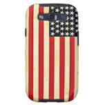 Rustic American Flag Samsung Galaxy S3 Cases
