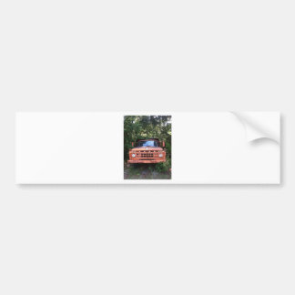 Rustic Antique Bumper Stickers