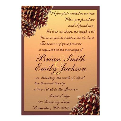 Wedding Invitation Size Standard is nice invitation template