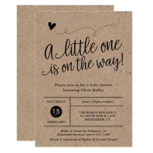 Designer Baby Shower Invitations Zazzle