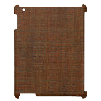 Rustic Bamboo Wood Grain Texture Look Case For The iPad