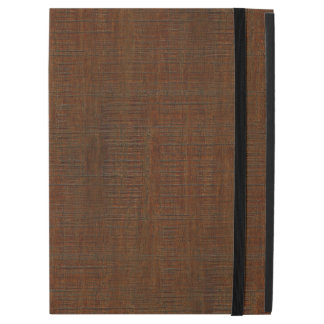"Rustic Bamboo Wood Grain Texture Look iPad Pro 12.9"" Case"