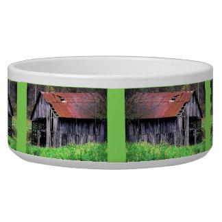 Rustic Barn Bowl