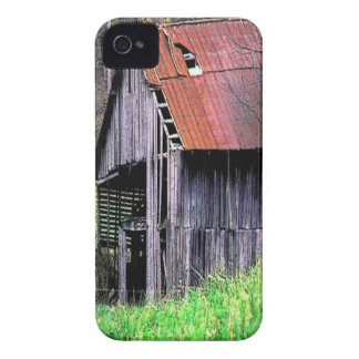 Rustic Barn iPhone 4 Cover