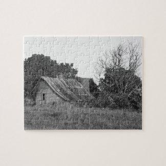 Rustic Barn Jigsaw Puzzle