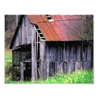 Rustic Barn Photo Print