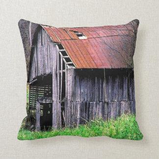 Rustic Barn Pillows
