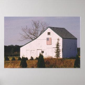 Rustic Barn Posters