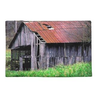 Rustic Barn Travel Accessory Bag
