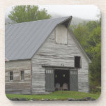 """Rustic Barn- Vermont Coaster<br><div class=""""desc"""">Rustic Barn</div>"""