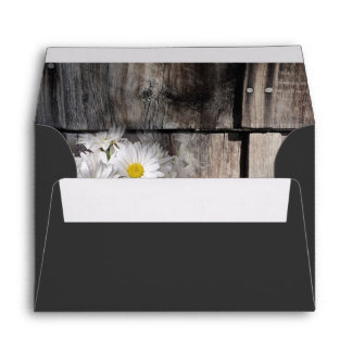 rustic barn wood cowboy boots western country envelopes