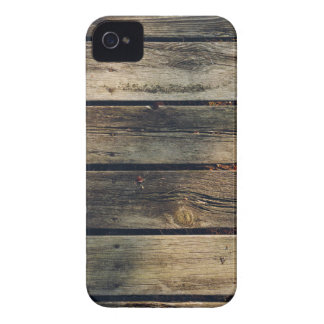 Rustic Barn Wood iPhone 4 Case