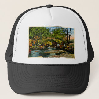 Rustic Beauty is Sublime Greetings Boyne City, MI Trucker Hat