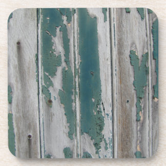 Rustic Blue Drink Coaster