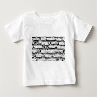 Rustic brickwall baby T-Shirt