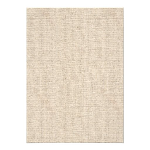 Rustic Burlap Tying the Knot Rehearsal Dinner Invitations (back side)