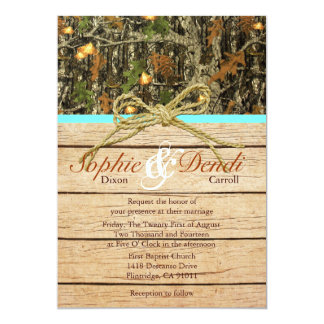 camo wedding invitations  announcements  zazzle, invitation samples