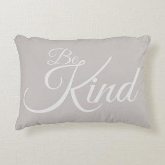 Rustic Cashmere BeKind Farmhouse Pillow