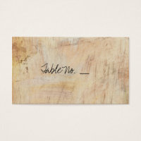 Rustic Cherry Blossom - Wedding Guest Escort Cards