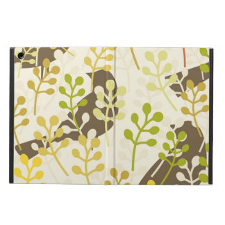Rustic chic sparrow swallow bird shabby pattern iPad air cases