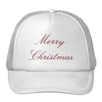Rustic Christmas Hats