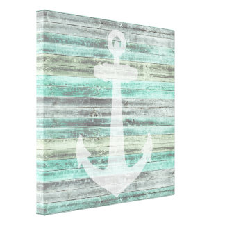 Rustic Coastal Decor Anchor