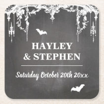 Rustic Coasters Place Matts Wedding Gothic Frame
