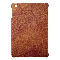 Rustic Copper iPad Case