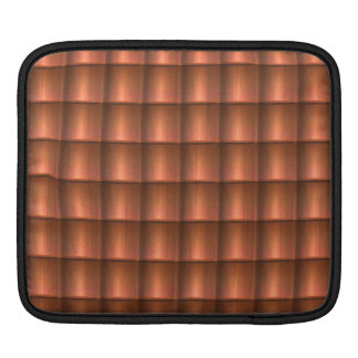 Rustic Copper Tiles Sleeve For iPads