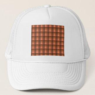 Rustic Copper Tiles Trucker Hat