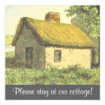 [ Thumbnail: Rustic Cottage Visit Invitation ]