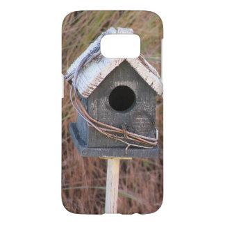 Rustic Country Birdhouse Samsung Galaxy S7 Case
