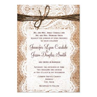 Country Wedding Invitations & Announcements   Zazzle