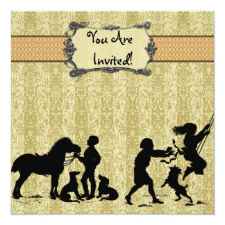 Rustic Country Card