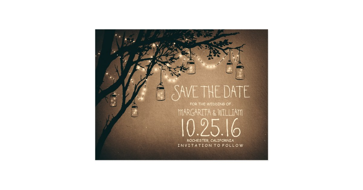 Wedding - Save The Date Card, Printable Save the date card, Wedding ...