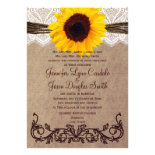 Country Style Wedding Invitations Rustic Country Wedding Invitations