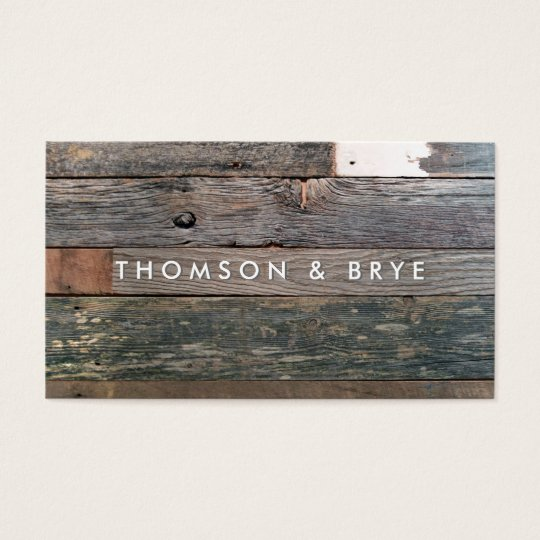 Rustic country vintage reclaimed wood nature business card rustic country vintage reclaimed wood nature business card reheart Image collections