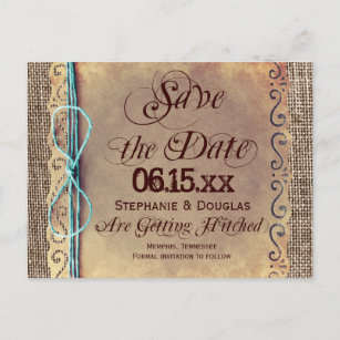 country save the date postcards zazzle